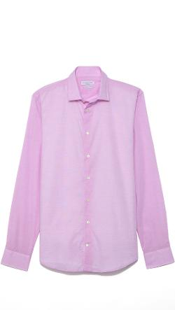 Richard James  - Chambray Dress Shirt