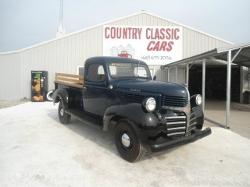 Dodge - 1942 Pick Up Truck