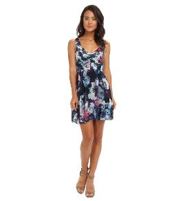 Bardot  - Floral Swing Dress