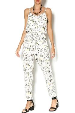 Shoptiques - Floral Printed Jumpsuit