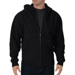 Dickies - Heavyweight Fleece Full Zip Hoodie Jacket