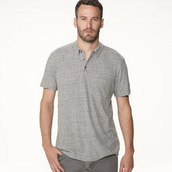 James Perse - Revival Jersey Polo Shirt