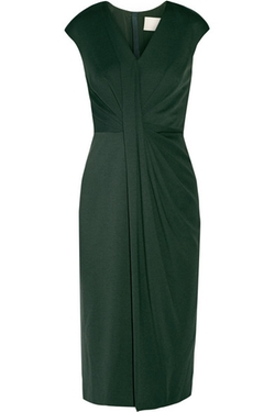 Jason Wu - Gathered Ponte Dress