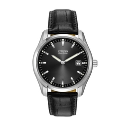Seiko -  Leather Watch