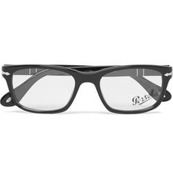 Persol  - Square Frame Acetate Optical Glasses