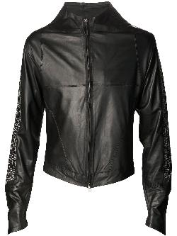 BUILT FOR MAN  - leather jacket