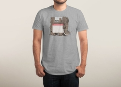 Threadless - Prehistoric Tee