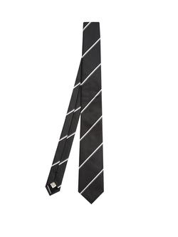 Burberry Shoes & Accessories - Manston Silk-Twill Tie