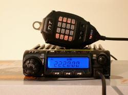 TYT  - TH-9000D 55 Watt 222Mhz Transceiver Amateur Ham Radio 200ch 220 Mhz