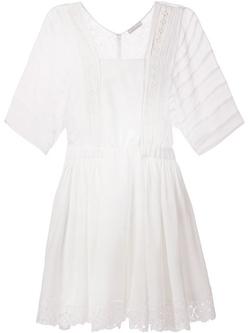 Nina Ricci - Semi-Sheer Tunic Dress