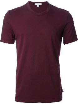 James Perse  - Classic Crew Neck T-Shirt