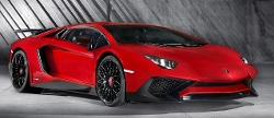 Lamborghini - Aventador Superveloce Sports Car