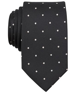 Perry Ellis  - Fulton Dot Slim Tie