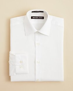 Michael Kors  - Button Down Dress Shirt
