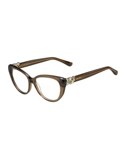 Jimmy Choo	 - Cat-Eye Optical Eyeglasses