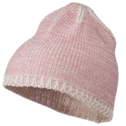 Outdoor - Two Tone Cotton Blend Beanie Hat