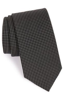 John W. Nordstrom - Tango Check Silk Tie