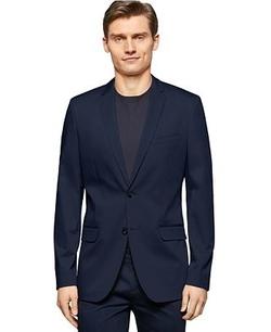 Calvin Klein  - Twill Slim-Fit Suit Jacket