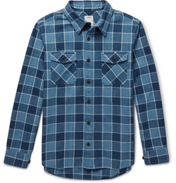Visvim - Elk Checked Cotton Shirt