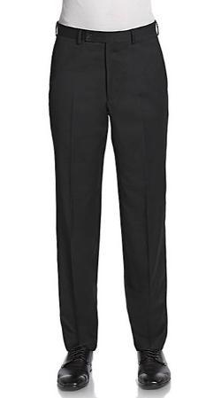 Calvin Klein - Straight-Leg Wool Pants