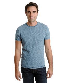 Lucky Brand  - Yarn Dye Stripe T-shirt