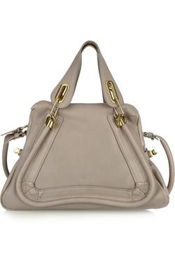 Chloé - The Paraty Medium Leather Shoulder Bag