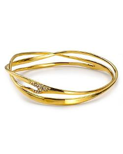 Alexis Bittar - Pave Wave Bangle