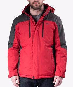 Hawke & Co. Outfitter - Colorblocked Ski Jacket