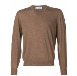 Brunello Cucinelli - V-Neck Sweater
