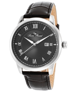 Lucien Piccard - Solstice Genuine Leather Watch