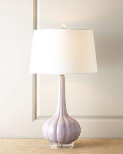 Neiman Marcus - Portia Fluted Lamp