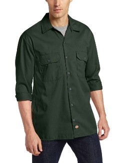 Dickies - Long-Sleeve Work Shirt