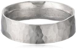 Nashelle - Hammered Band Ring