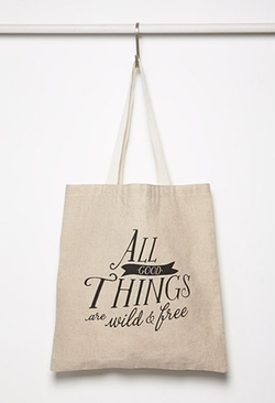 Forever21 - All Good Things Shopper Tote Bag