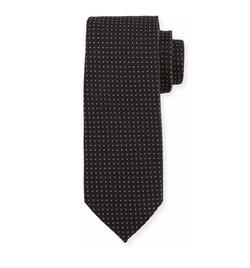 Tom Ford - Micro Dot-Print Silk Tie