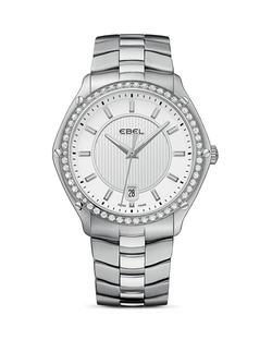 Ebel - Sport Stainless Steel Watch