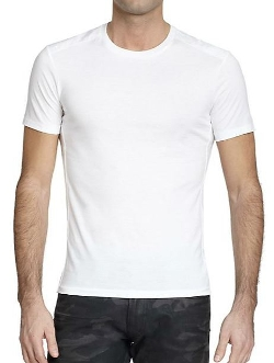 Ralph Lauren Black Label  - Jersey Moto Tee