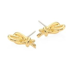 Elizabeth and James - Talis Knot Stud Earrings