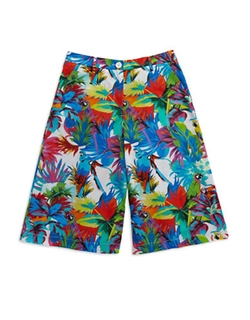 Love Moschino  - Vibrant Jungle Culottes