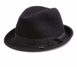 Block Headwear  - Wool Fedora Hat
