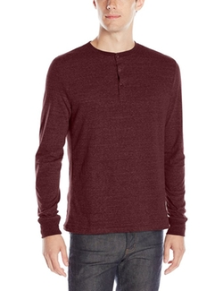 Threads 4 Thought - Triblend Henley Shirt