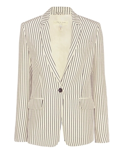 Rag & Bone  - Belmar Striped Blazer