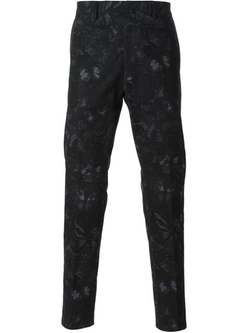 Valentino - Camubutterfly Trousers