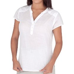 Royal Robbins  - Naja Embroidered Shirt