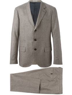 Brunello Cucinelli  - Prince of Wales Check Suit