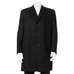 Billy London - Wool-Blend Overcoat