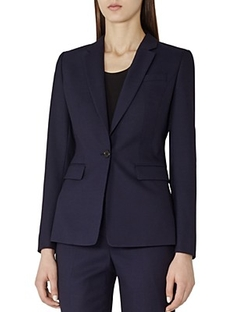 Reiss - Seville Single Breasted Blazer