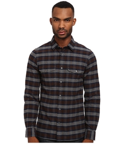 Jack Spade - Putnam Plaid Flannel Work Shirt