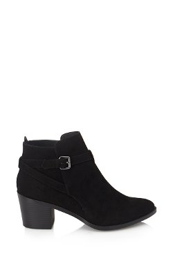 Forever 21 - Buckled Ankle Booties