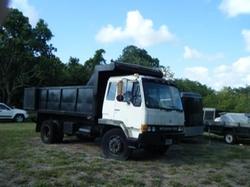Mitsubishi  - 1987 Fuso Dump Truck